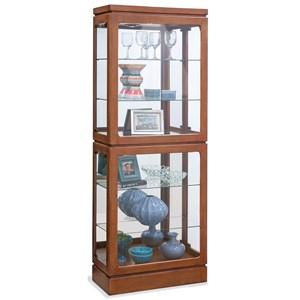 Breckenridge II Curio Cabinet