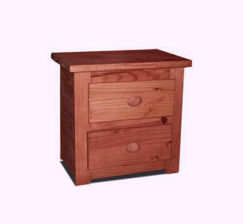 Pine Crafter Youth Bedroom Nightstand - Item Number: 4952