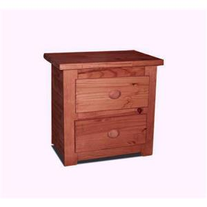 Pine Crafter Youth Bedroom Nightstand