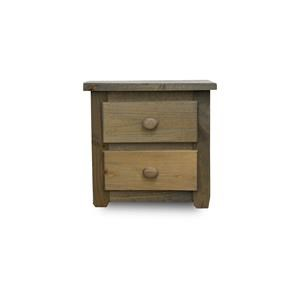 Pine Crafter Walnut Nightstand
