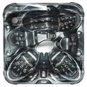 Pinnacle Spas Acrylic HT-PS PN 850