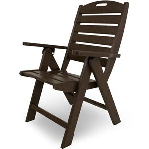 Polywood Nautical Outdoor Arm Chair