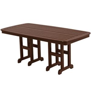 Polywood Nautical Outdoor Dining Table