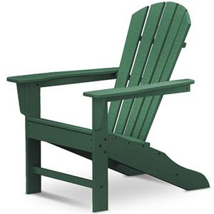 Polywood Palm Coast Adirondack Chair