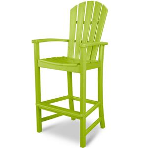 Polywood Palm Coast Bar Chair