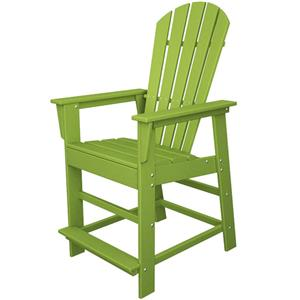 Polywood South Beach Counter Chair