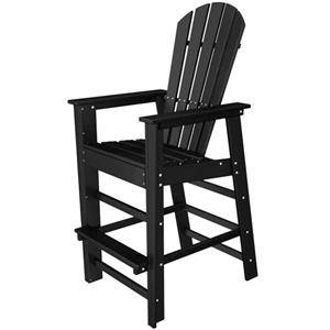 Polywood South Beach Bar Chair