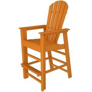 Polywood South Beach Bar Chair