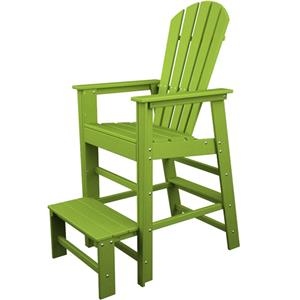 Polywood South Beach Lifeguard Chair