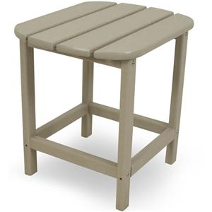"Polywood South Beach 18"" Side Table"