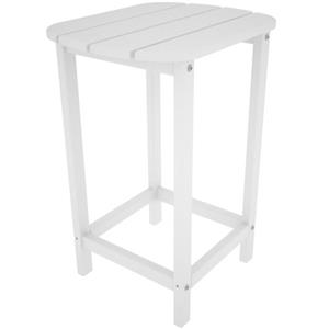 "Polywood South Beach 26"" Counter Height Side Table"