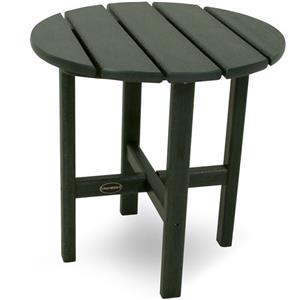 "Polywood Table Collection 18"" Side Table"