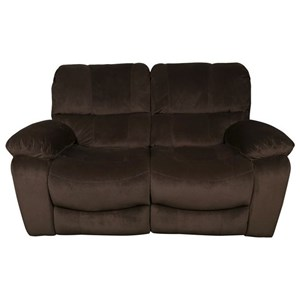 Ramsey Dual Reclining Loveseat by Porter International Designs