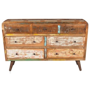 Route 66 Reclaimed Wood Dresser by Porter International Designs