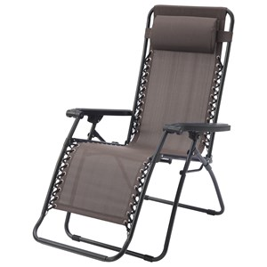 Poundex 123 Reclining Lounge Chair