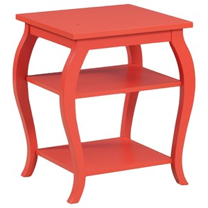 Panorama Orange Table
