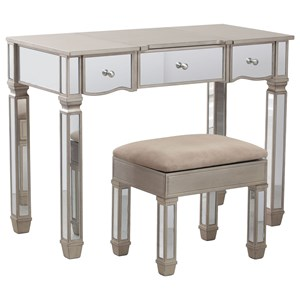 Powell Accent Furniture Rodeo Vanity