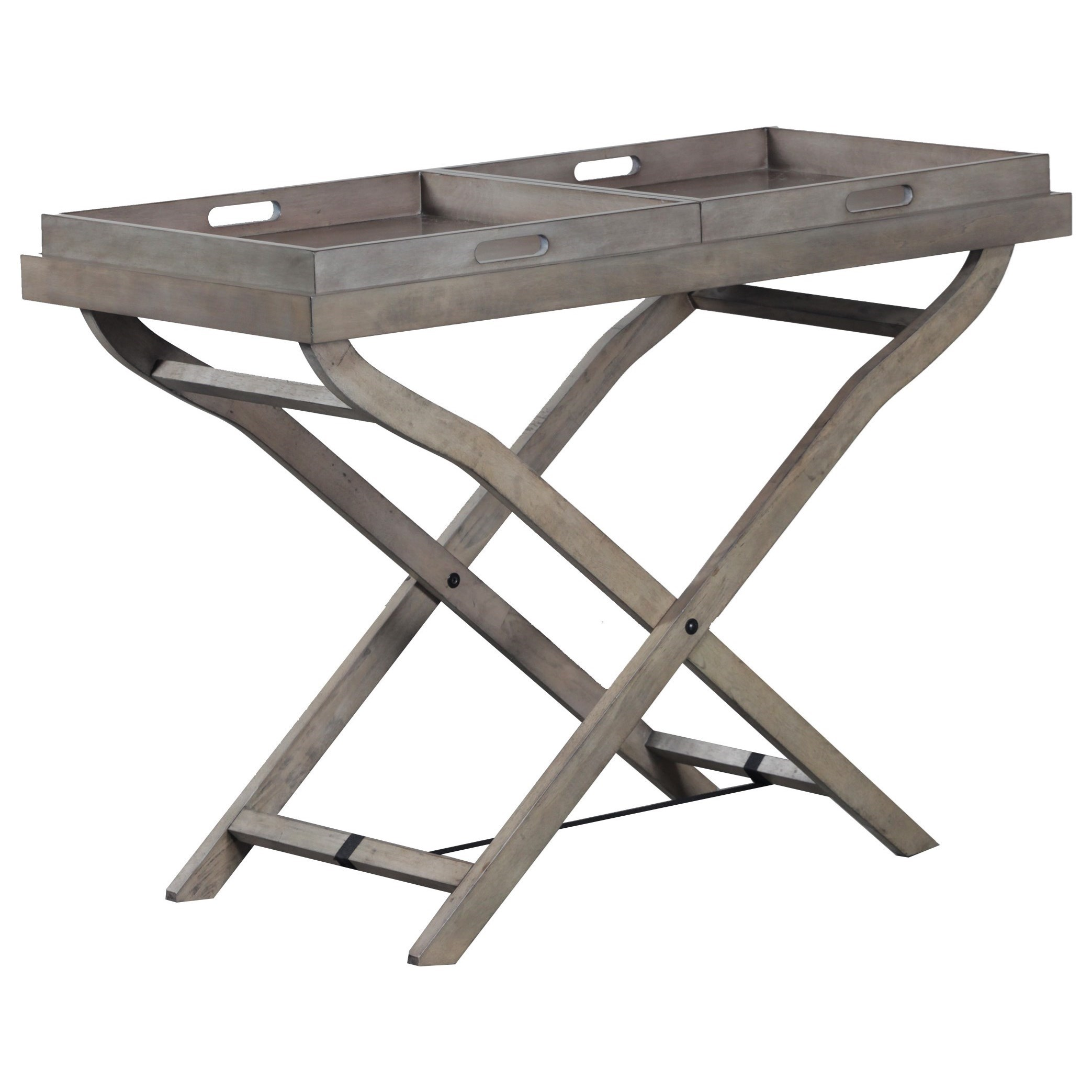 Powell Accent Furniture Jenette Tray Tables - Item Number: 15A1004R