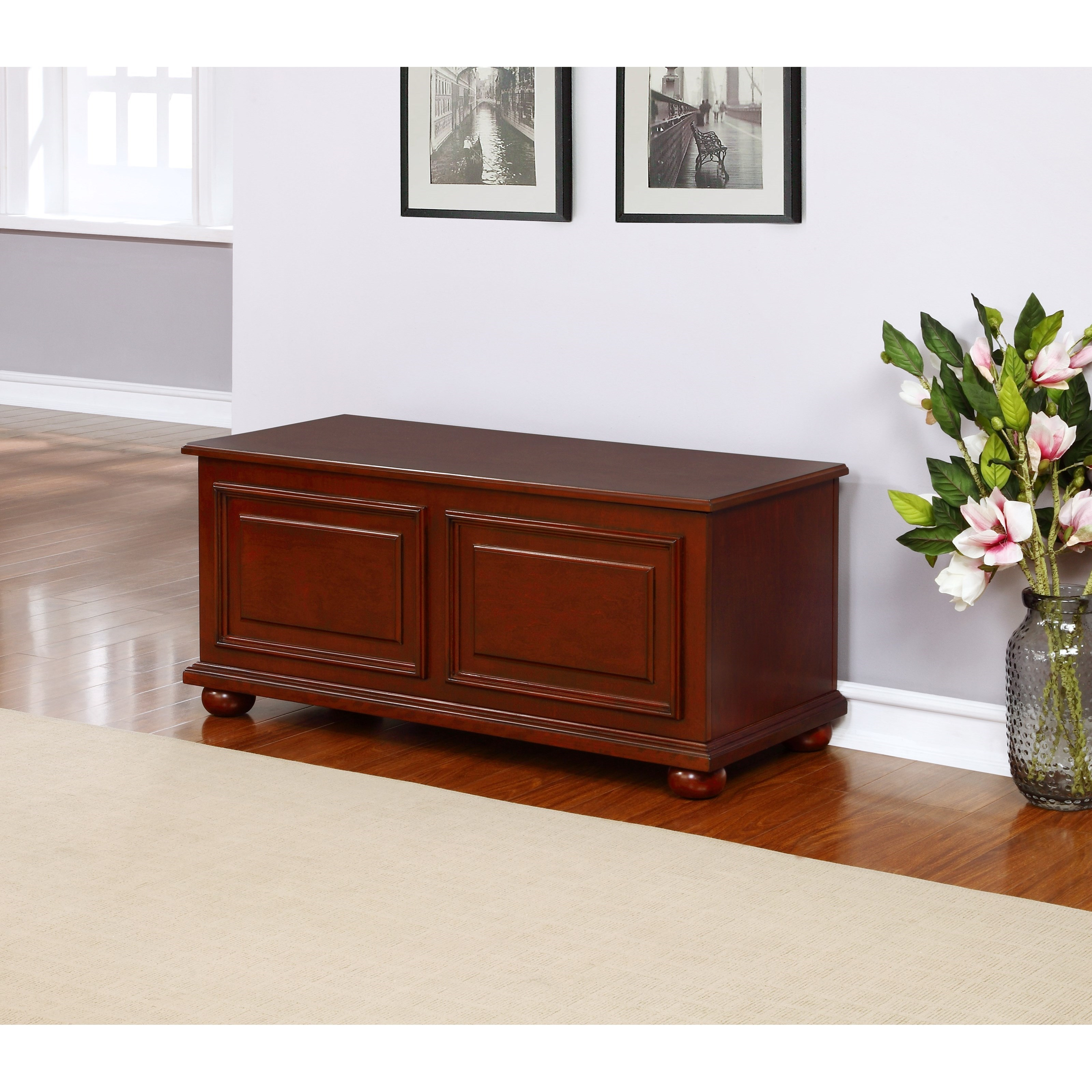 Accent Furniture Cedar Chest by Powell at Nassau Furniture and Mattress