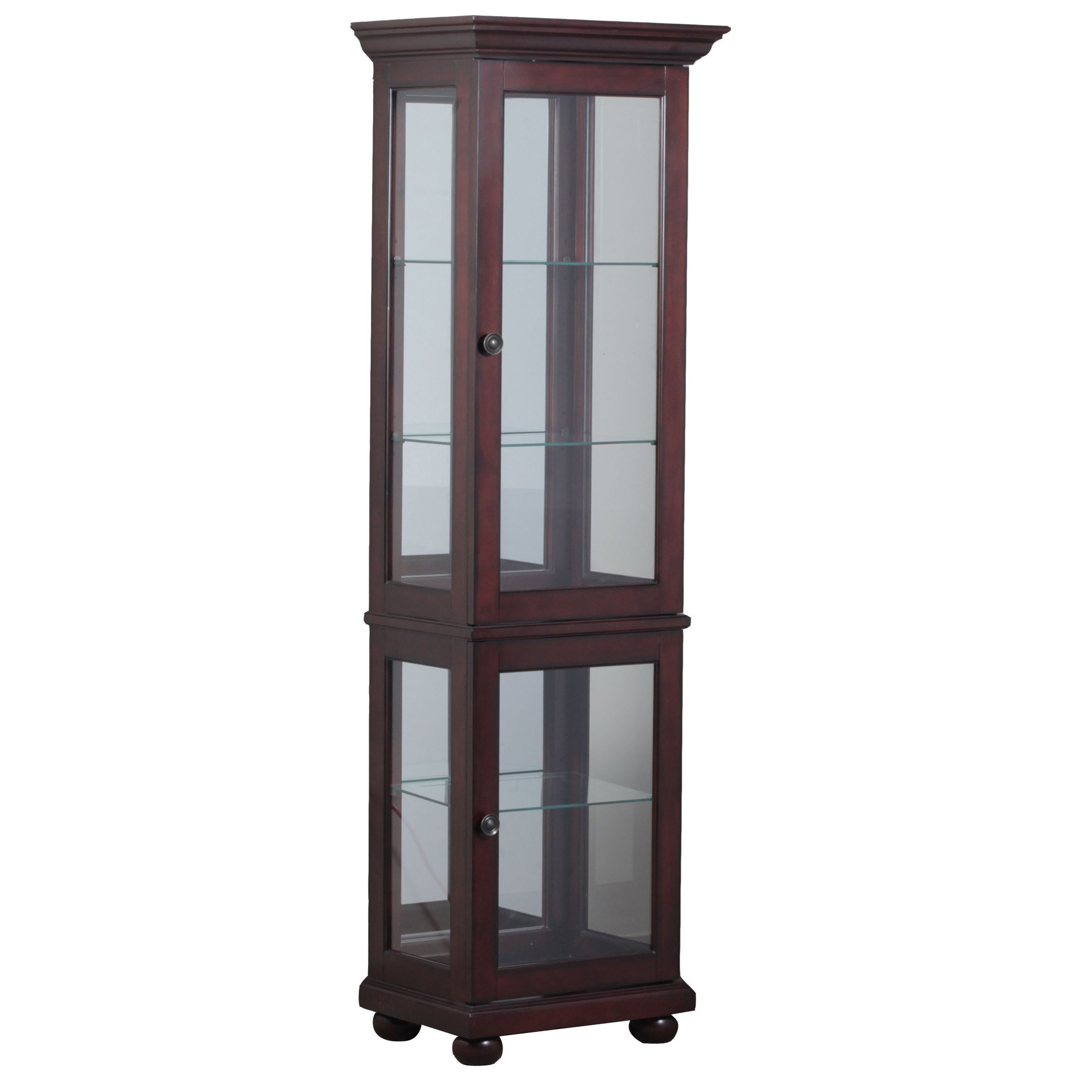 Powell Accent Furniture Small Curio - Item Number: 15A7035