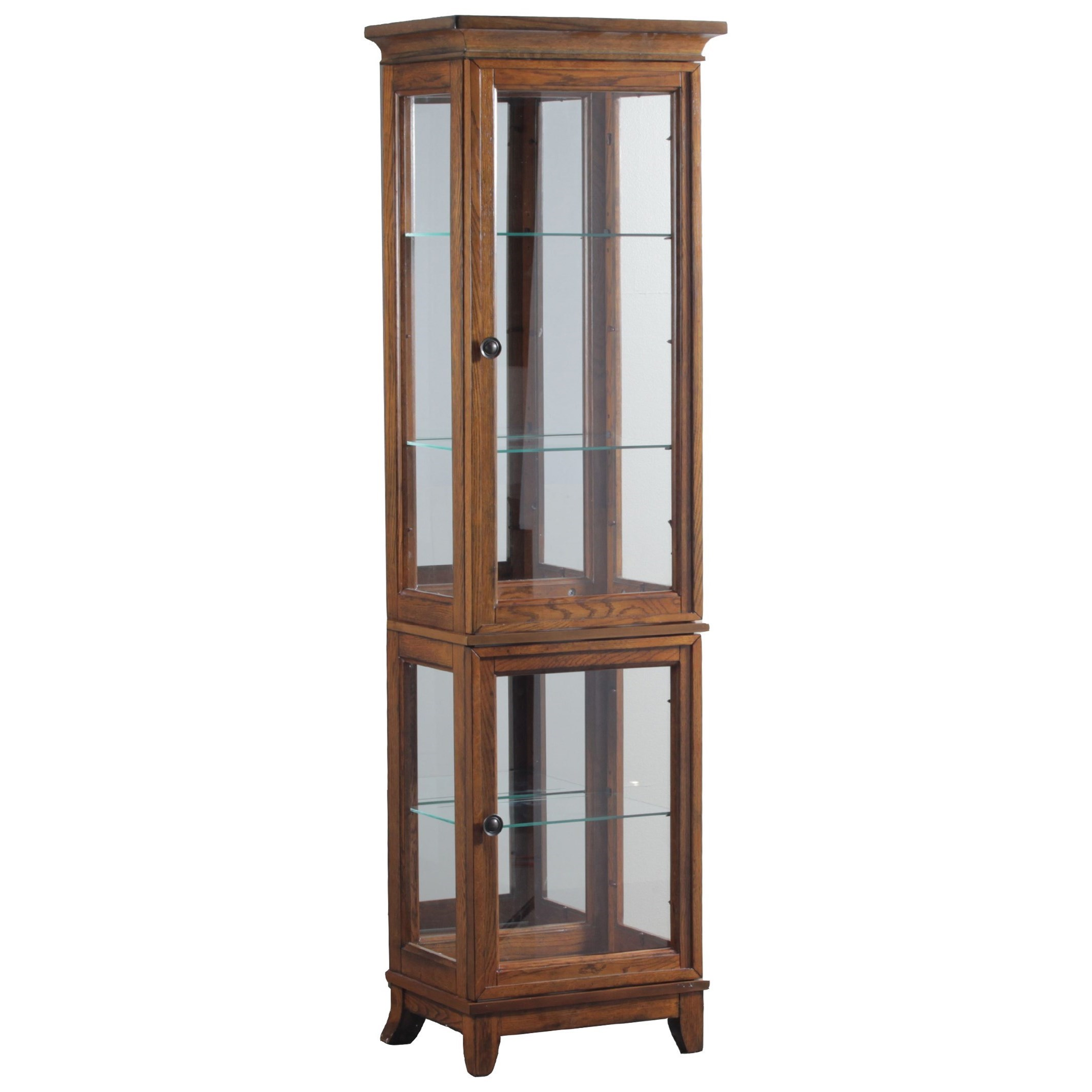 Powell Accent Furniture Small Curio - Item Number: 15A7036