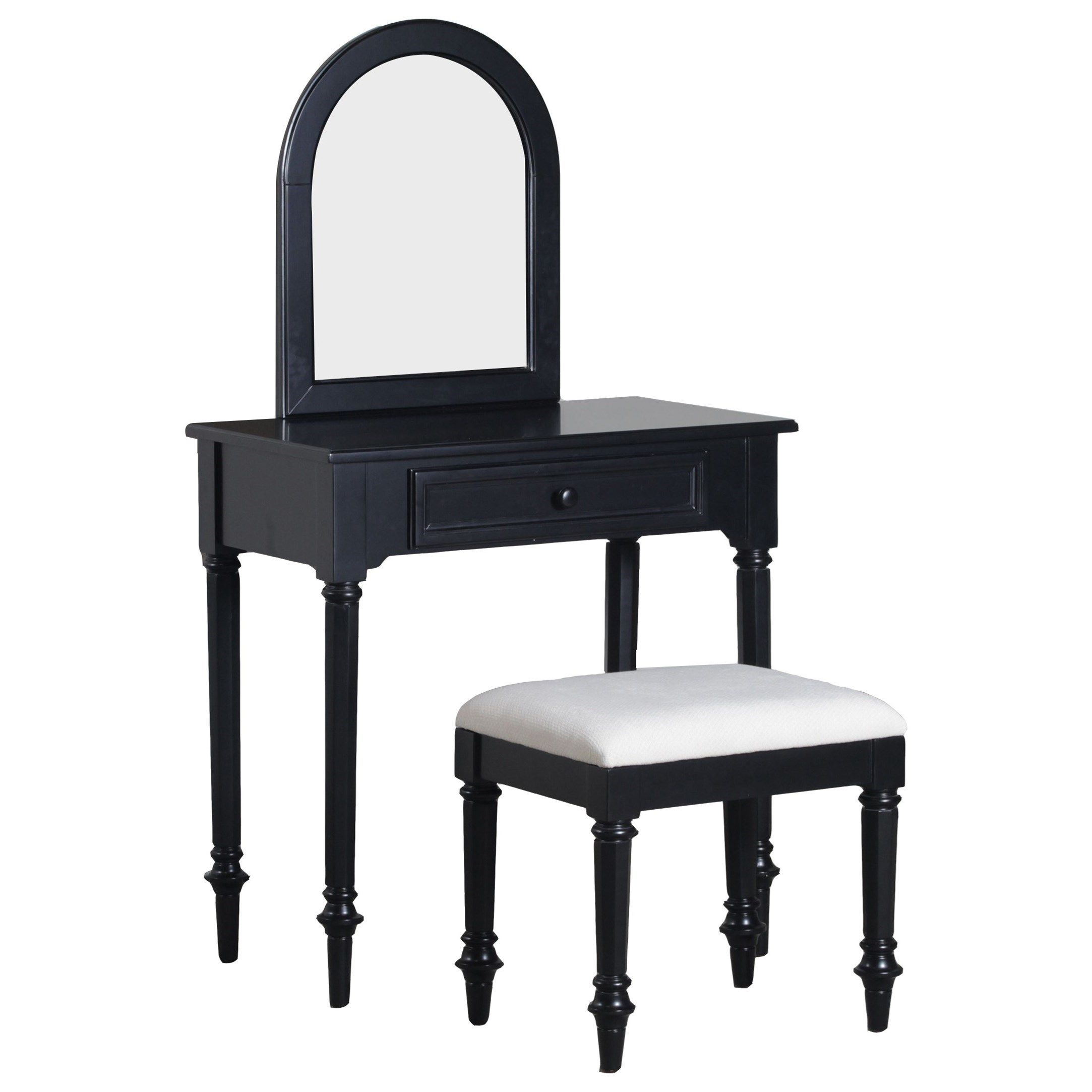 Powell Accent Furniture Vanity with Stool - Item Number: 15A7047