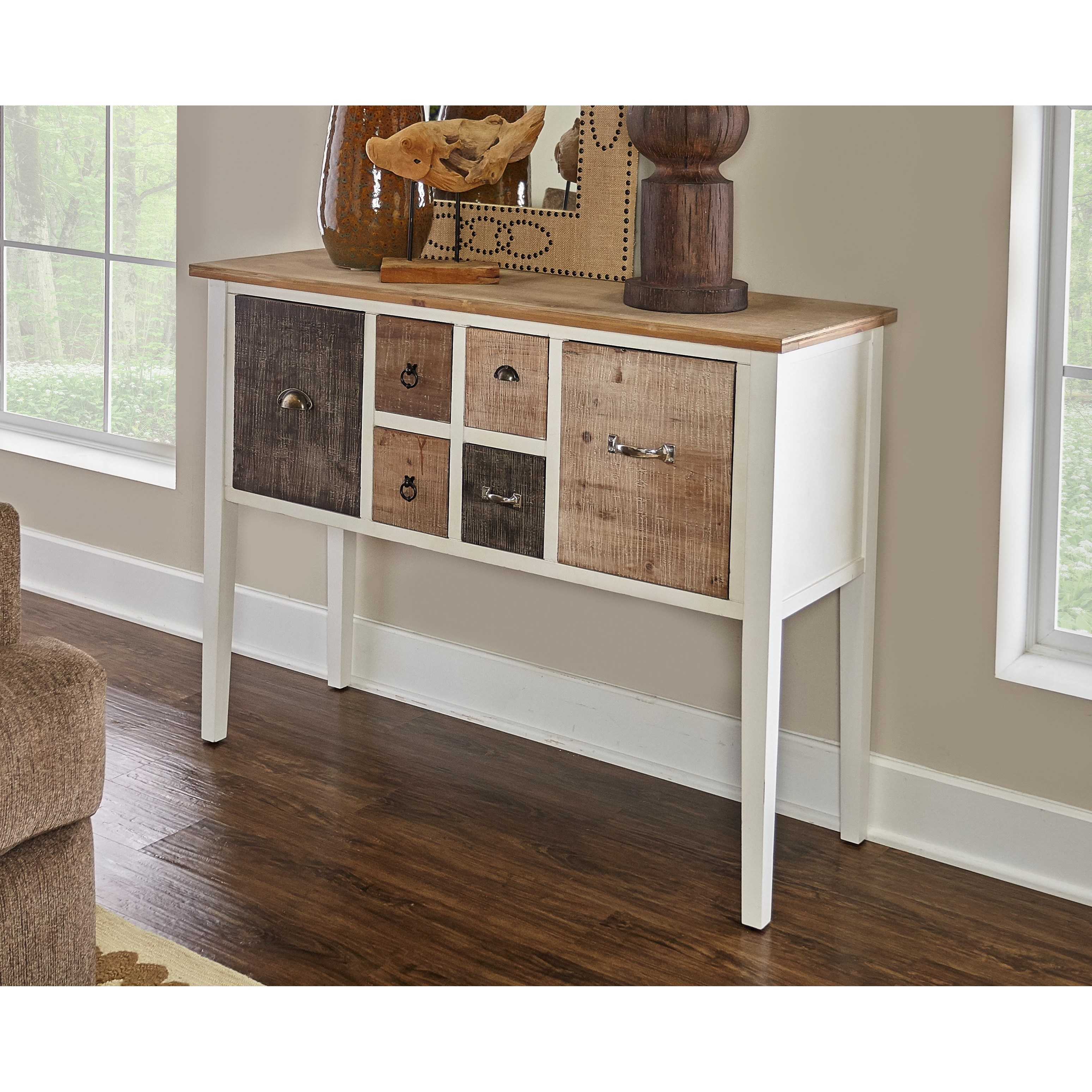 Powell Accent Furniture Brighton Console - Item Number: 15A8136C