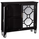 Powell Accent Furniture Hex 2 Door Console