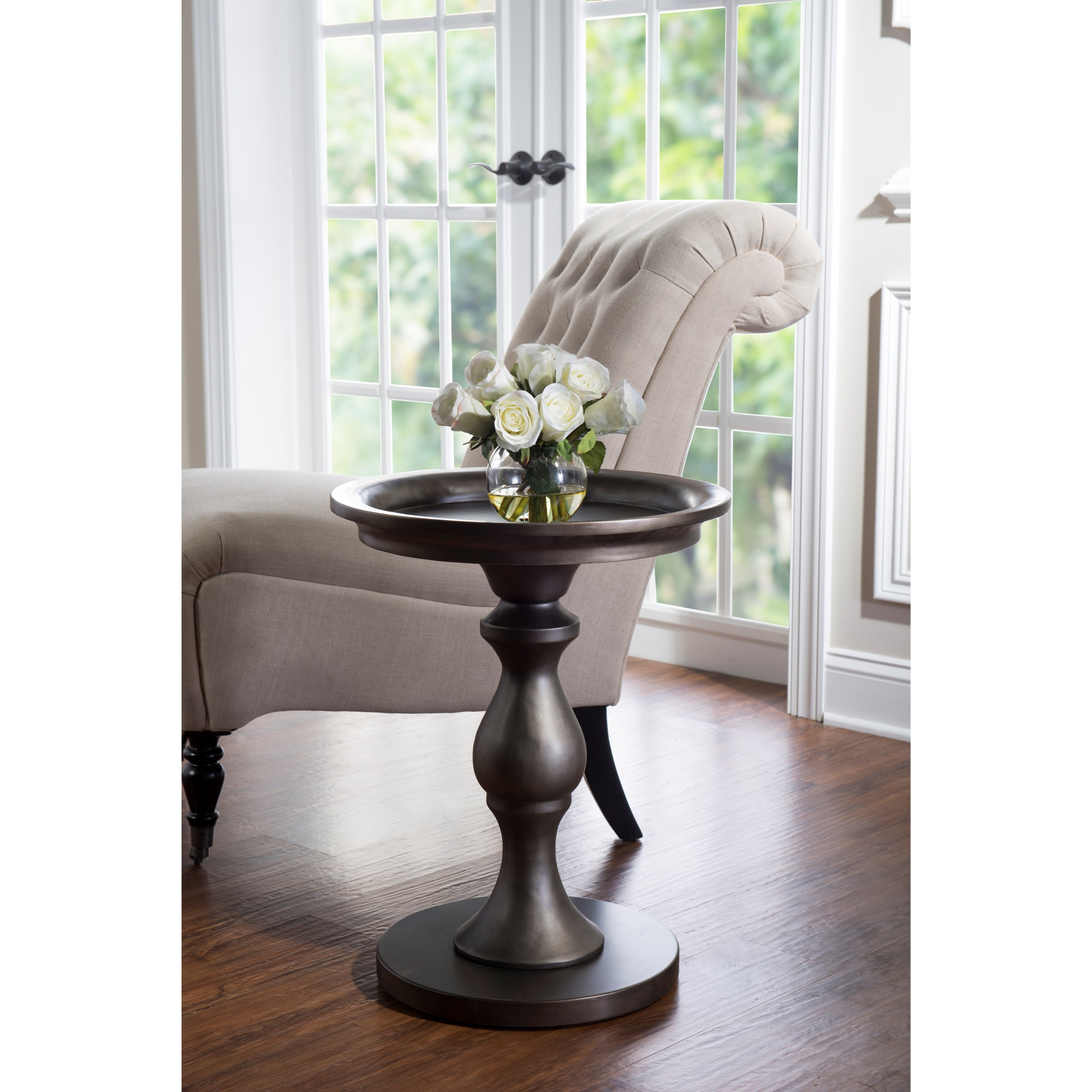 Powell Accent Furniture Masterpiece Sienna Side Table - Item Number: 16A8240ST