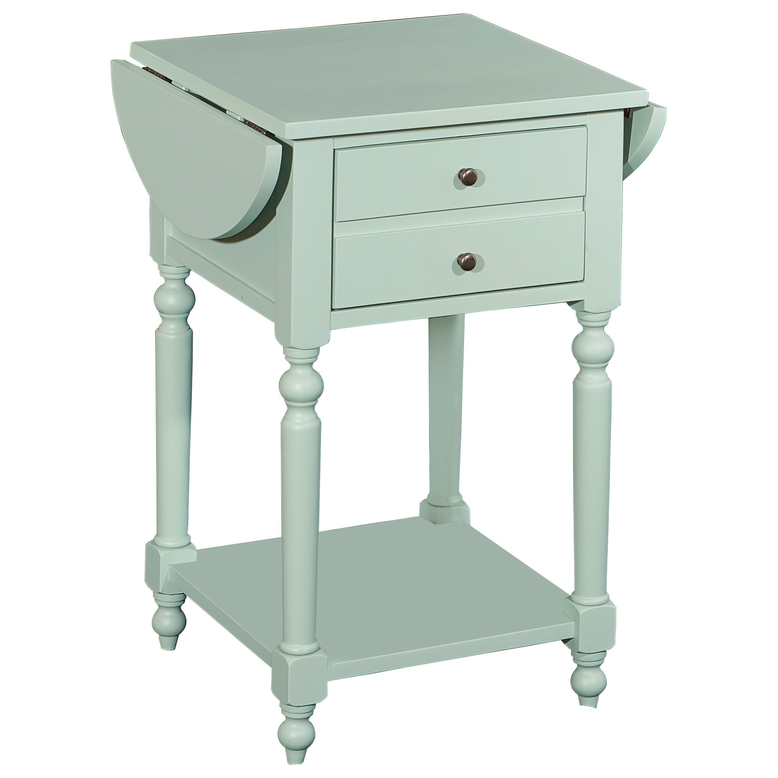 Powell Accent Furniture Shiloh Table with Dropleaf - Item Number: 16A8258A