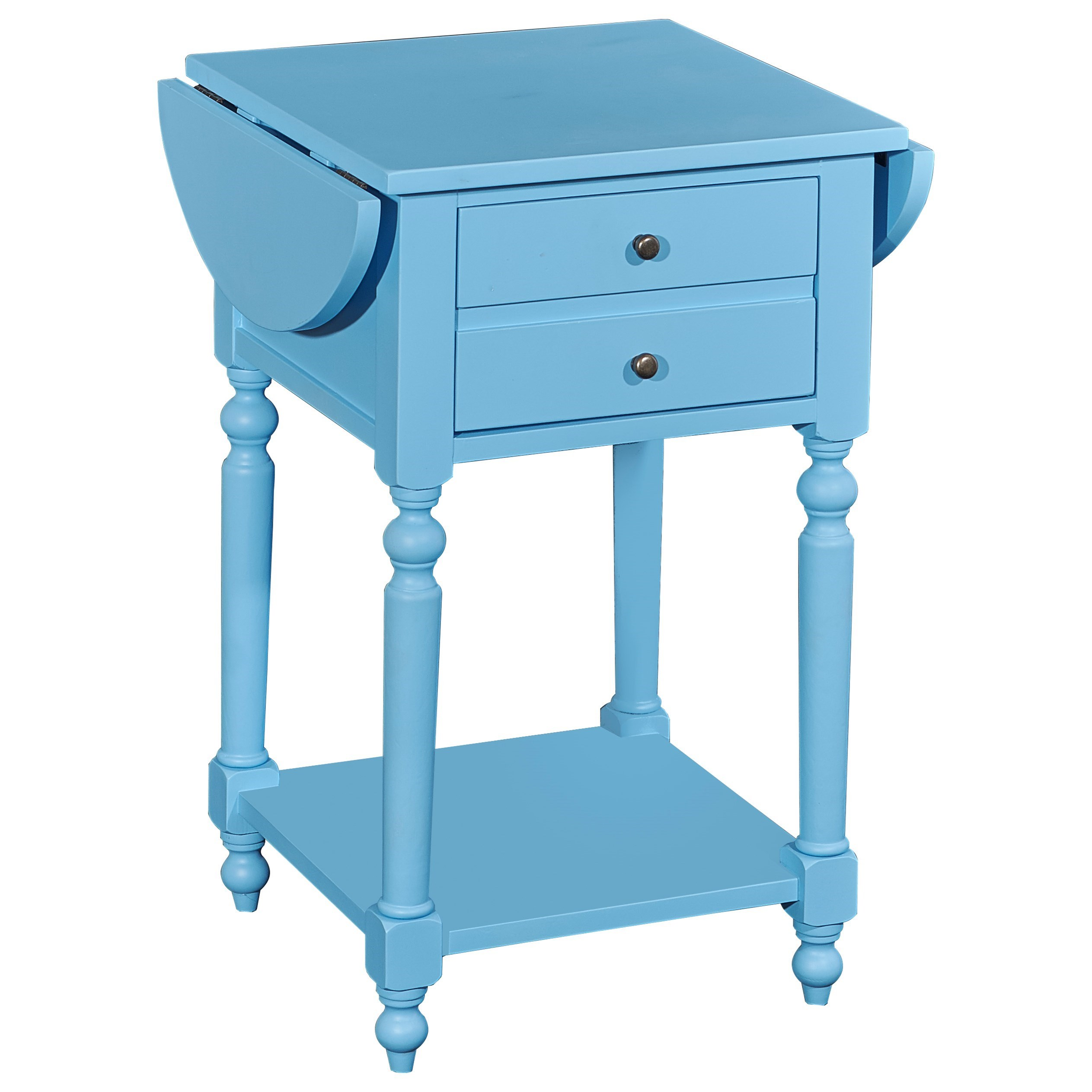 Powell Accent Furniture Shiloh Table with Dropleaf - Item Number: 16A8258B