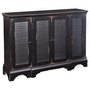 Powell Accent Furniture Savannah Shutter Console
