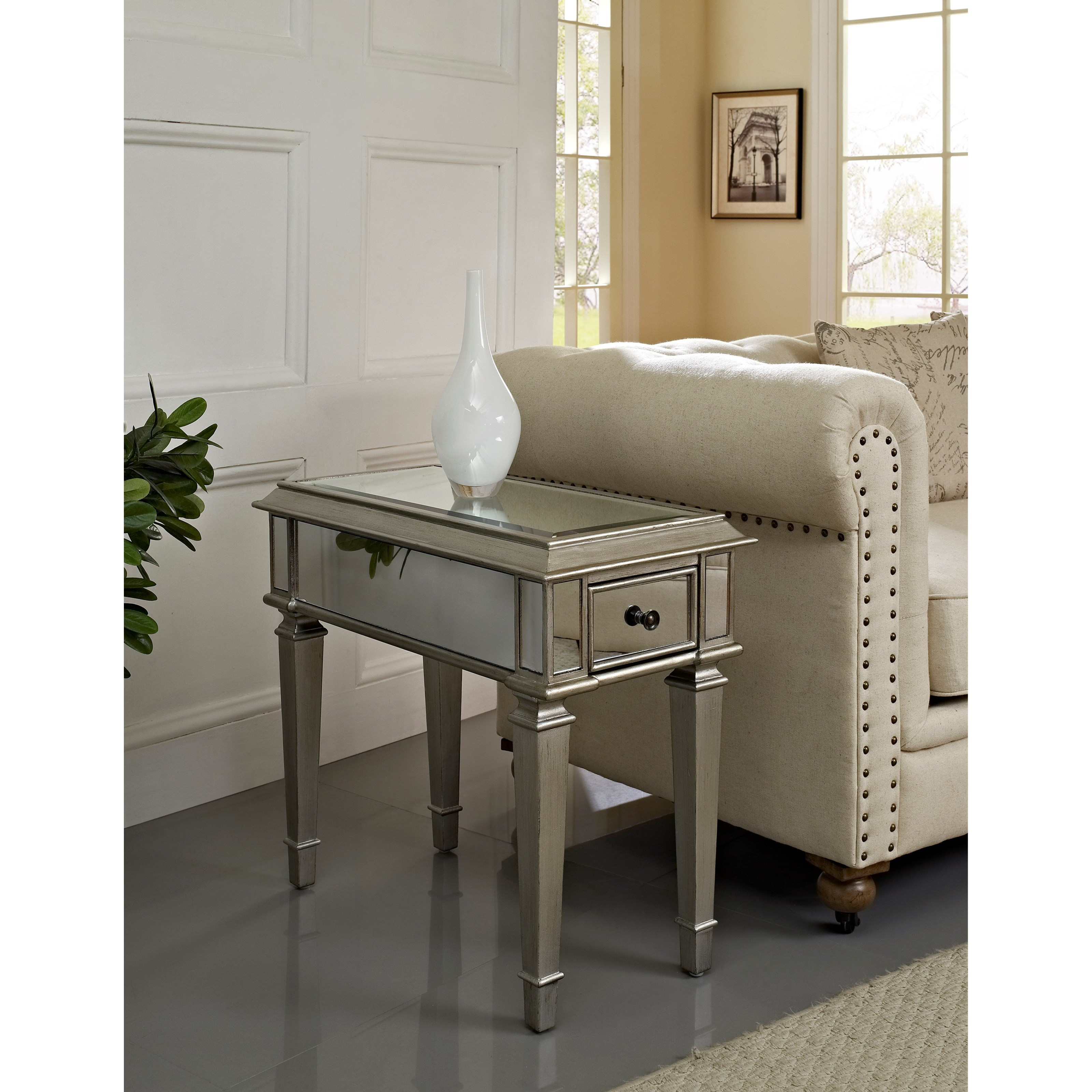 Powell Accent Furniture Side Table - Item Number: 233-685