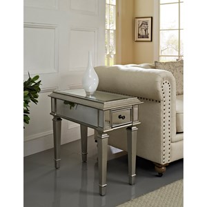 Powell Accent Furniture Side Table