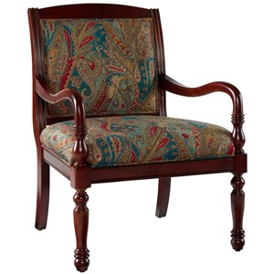 Powell Accent Seating Carina Accent Chair