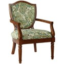 Powell Accent Seating Arabella Accent Chair - Item Number: 15S8173