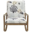 Powell Accent Seating Belize Accent Chair - Item Number: D1103S17