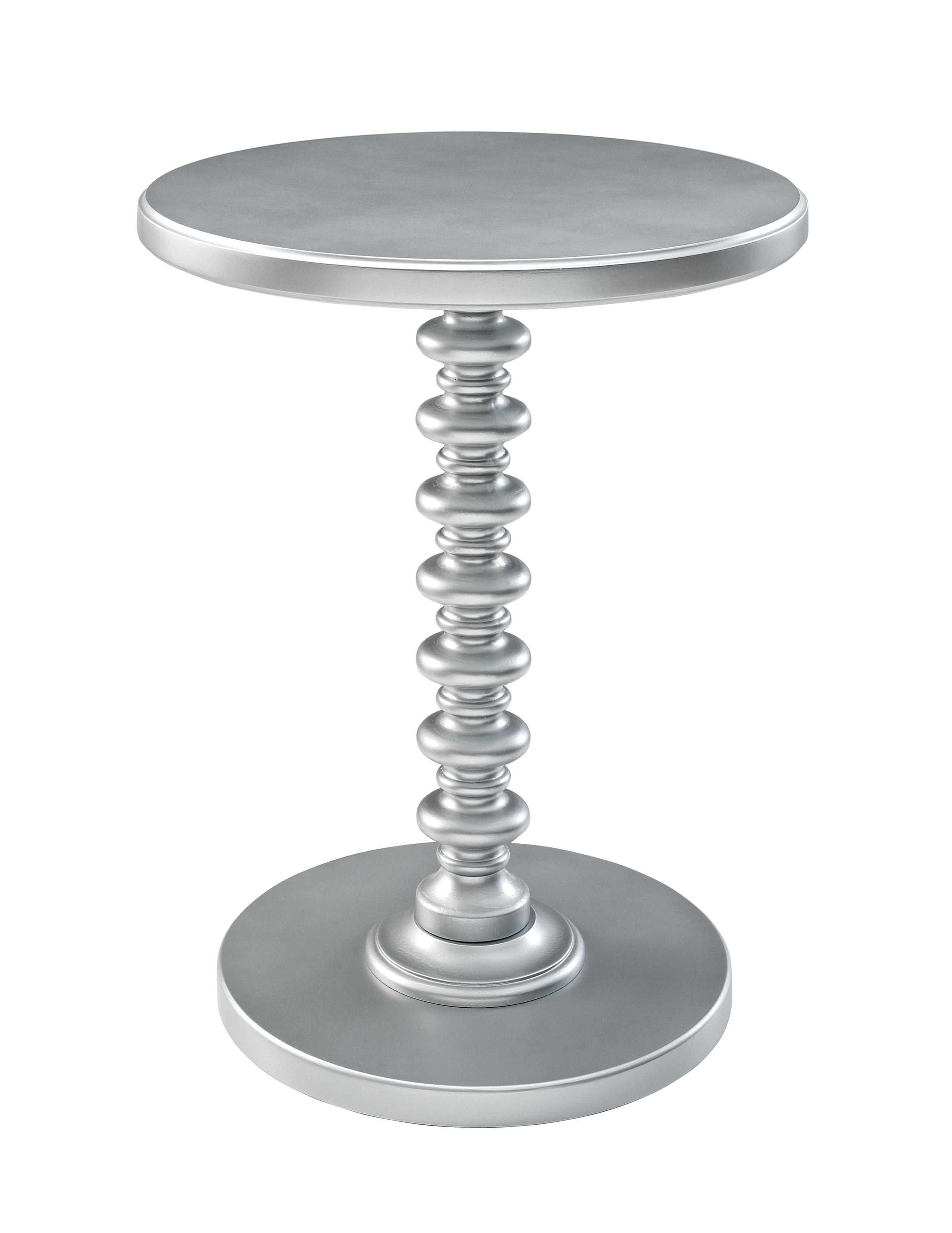 Powell Accent Tables Round Spindle Table - Item Number: 145-269