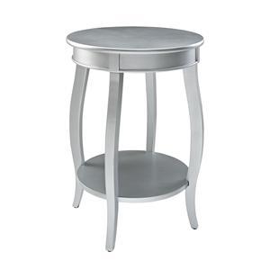 Round Table w/ Shelf