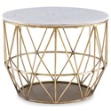 Powell Anderson Side Table - Item Number: D1240A19G