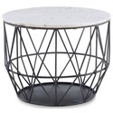 Powell Anderson Side Table - Item Number: D1240A19S