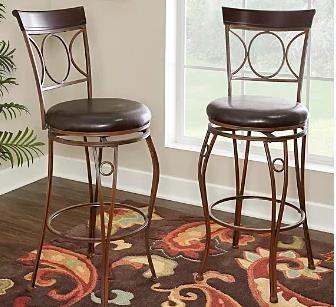 Bar Stools & Tables BAR STOOL by Powell at Furniture Fair - North Carolina