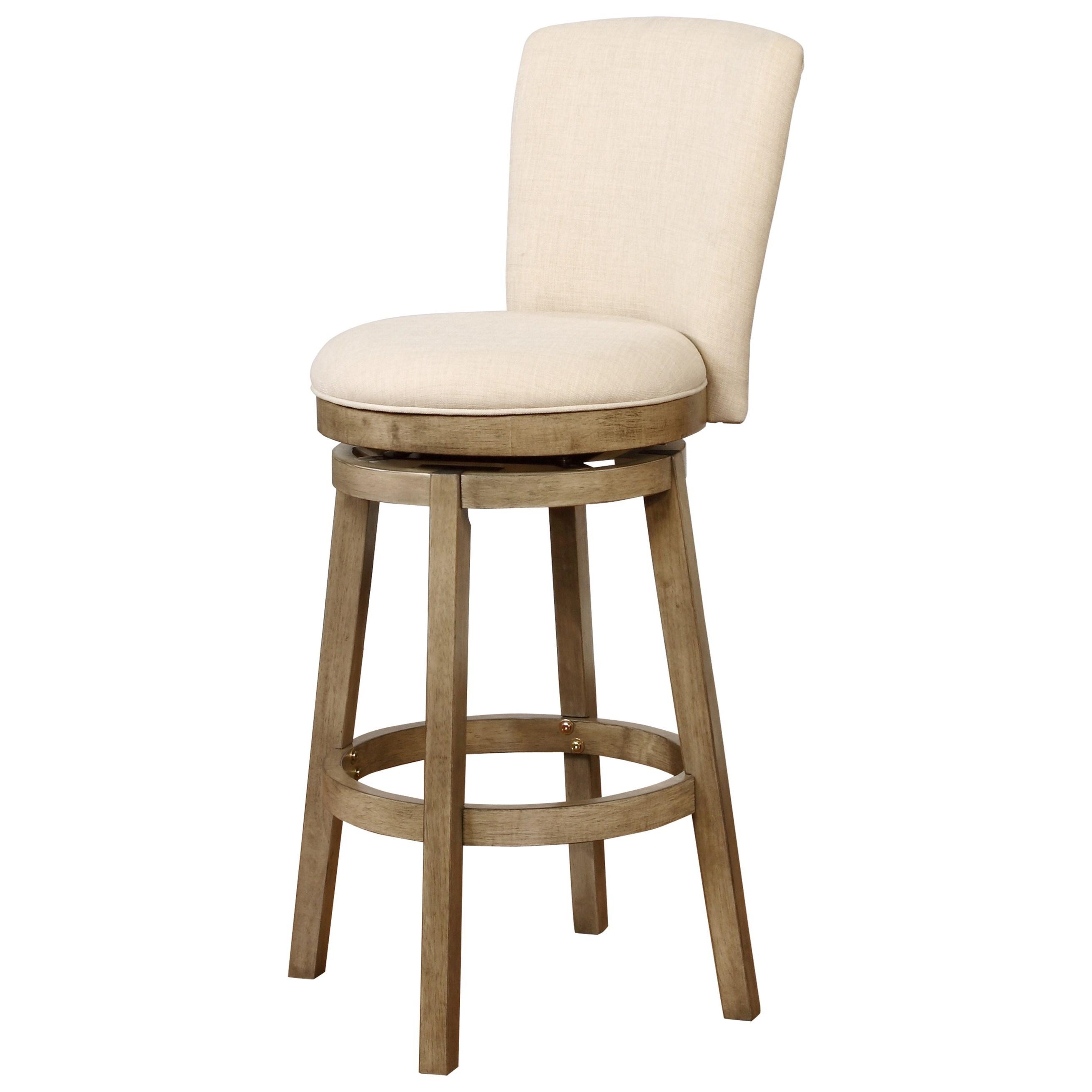 Powell Bar Stools Amp Tables Davis Upholstered Barstool