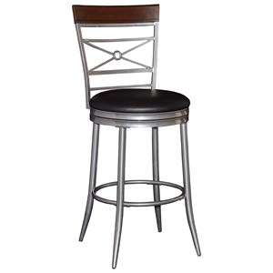 Powell Bar Stools & Tables Rory Big & Tall Counter Stool