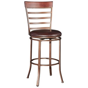 Powell Bar Stools & Tables Miller Counter Stool
