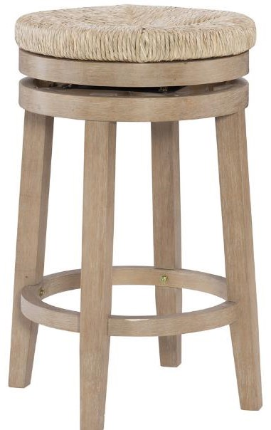 25in Natural Counter Stool