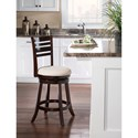 Powell Bar Stools & Tables Tegan Espresso Counter Stool - Item Number: D1096B17CS