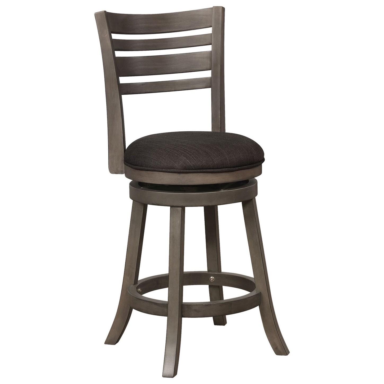 Bar Stools & Tables Tegan Grey Counter Stool by Powell at Furniture Fair - North Carolina