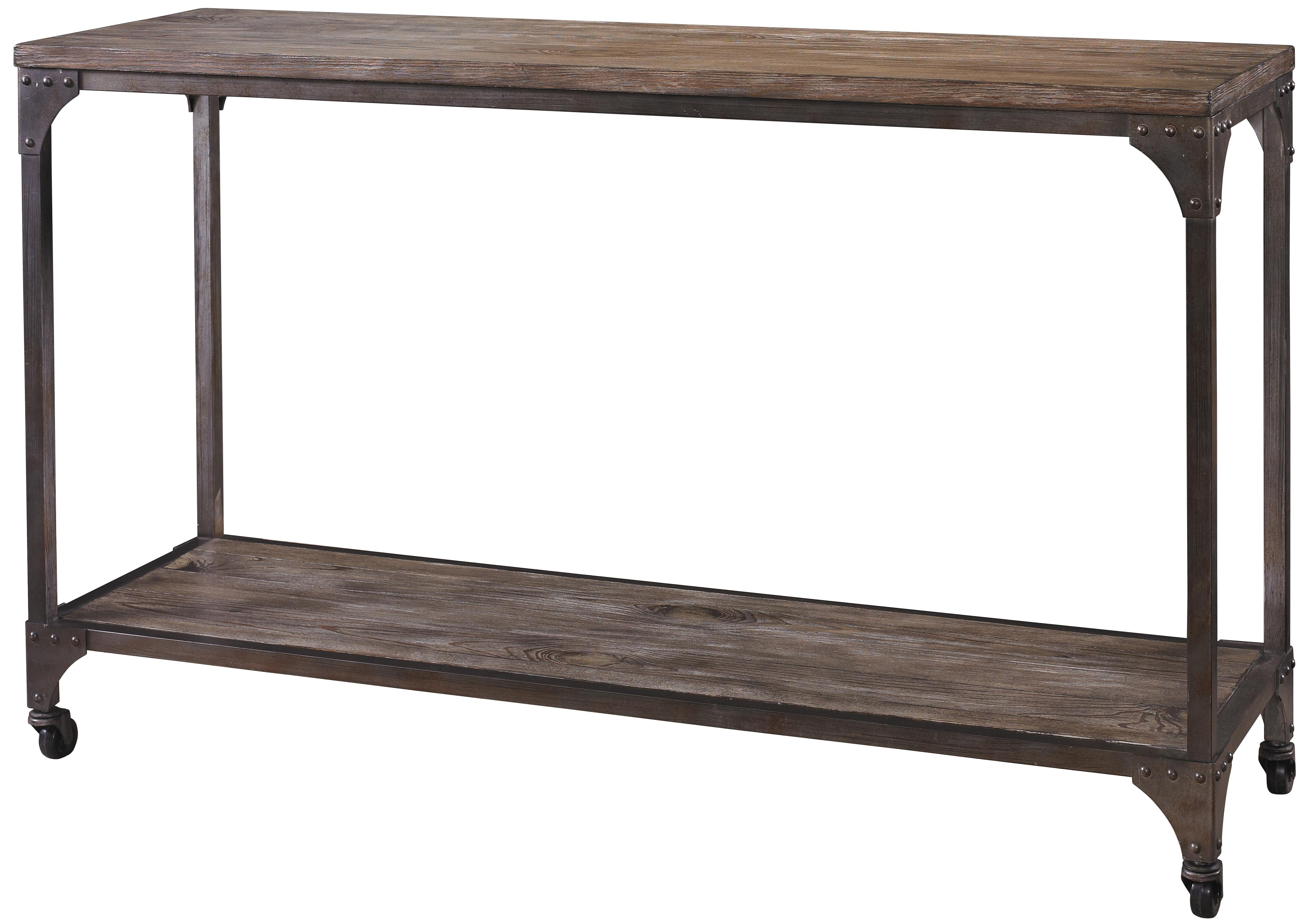 Powell Benjamin Console Table - Item Number: 958-225