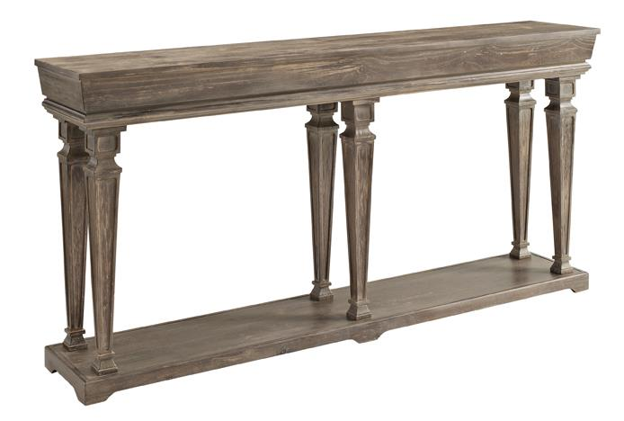 Powell Benjamin Console  - Item Number: 958-534